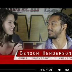 Siam Fight Productions Interview With Benson Henderson