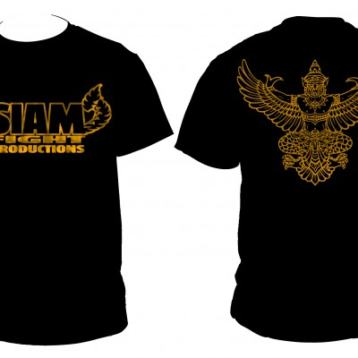 SIAM GOLD FOIL TEE