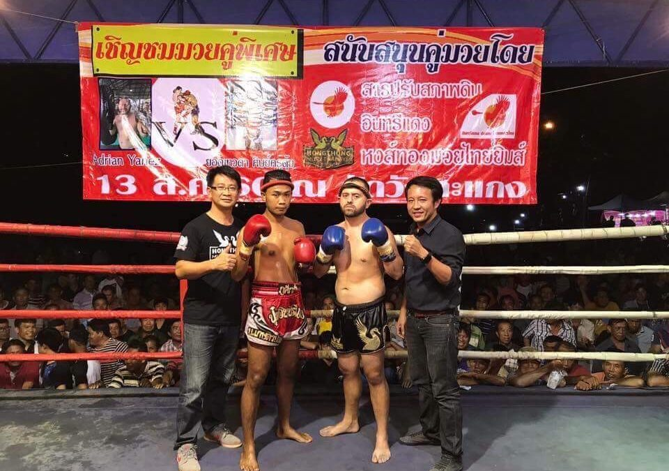 SFP is back! Matchmaking begins for February 27th Siam Fights Live Event